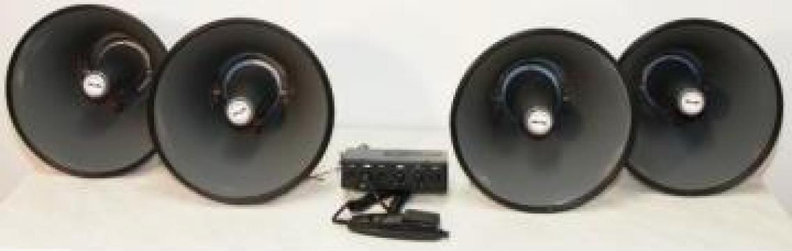 Megafon 150 W de inalta fidelitate campanie electorala