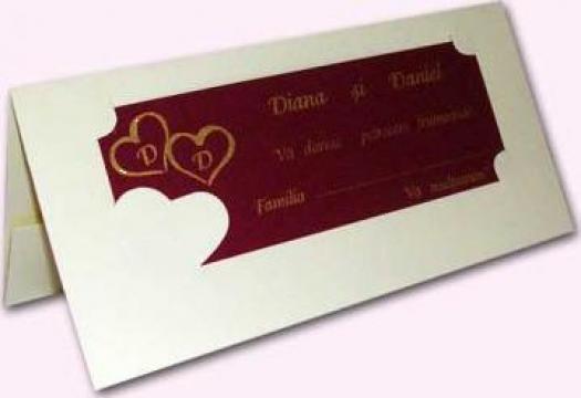 Plic de bani pentru nunta, botez de la Sian Image Media Srl