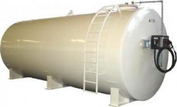 Rezervor suprateran motorina 30000 litri de la Simba's Group Srl