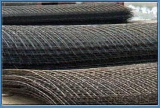 Plase sudate pentru armare betoane de la S.c. Cuiul S.r.l.