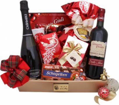 Cos cadou Santa's Rudolph de la GiftSolution