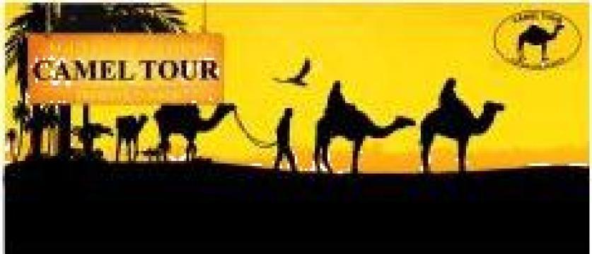 Sejururi, circuite, cazare, bilete avion/ autocar de la Agentia de turism Camel Tour