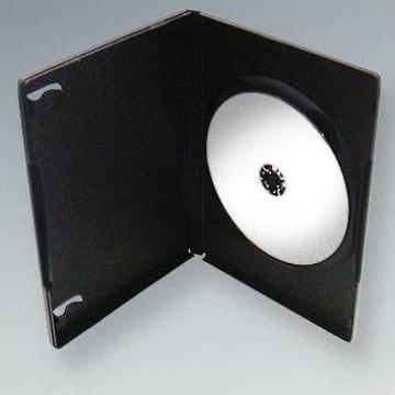Carcasa DVD standard Negra de la Top Production Srl