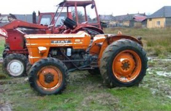 Tractor DT Fiat 450 de la Sc Preoteasa Srl