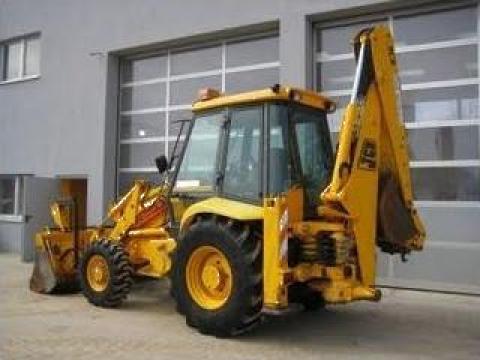 Buldoexcavator JCB 3CX turbo power shift de la Euro Denimar Excavatii Constructii Si Reforme