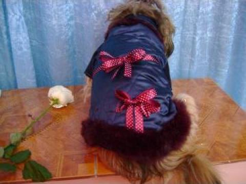 Hainute caini din tricot si material matlasat de la Intreprindere Individuala Ungureanu Ioana