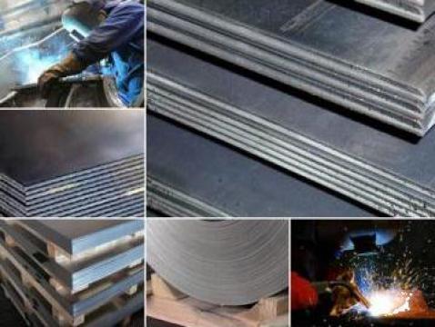 Aliaje aluminiu EN-AW 1050A 5754 5083 6060 6082 2017 7075