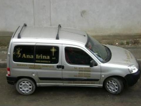 Transport funerar de la Servicii Funerare Ana-Irina
