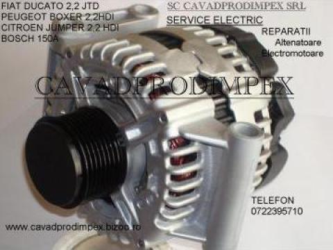 Alternator Jumper, Ducato, Peugeot Boxer Bosch