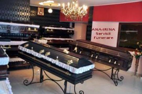 Pompe funebre Ana-Irina Iasi