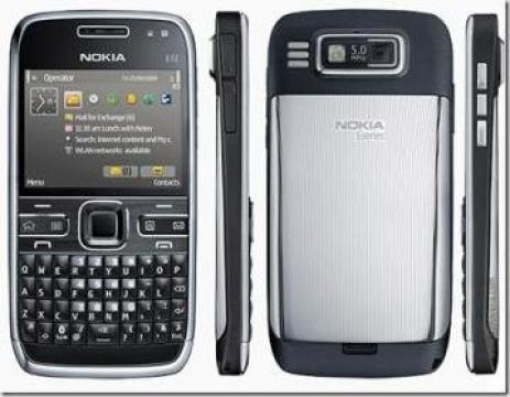 Telefon mobil Nokia E72 Replica Dual Sim cu TV wireless-LAN de la Maugsm.com