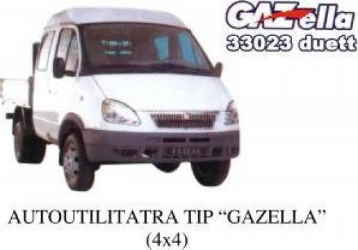 Piese schimb autoutilitare GAZelle (Rusia)