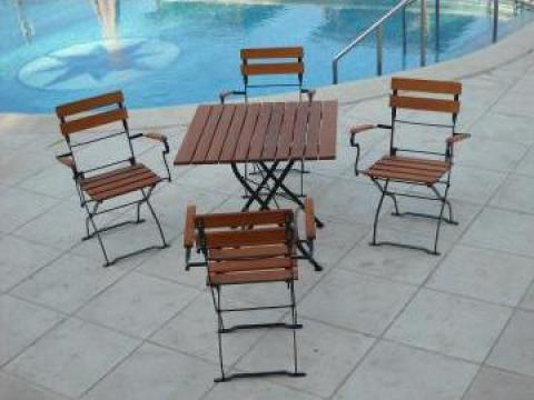Set mobilier terasa munchen de la Sc Cul Mar Srl