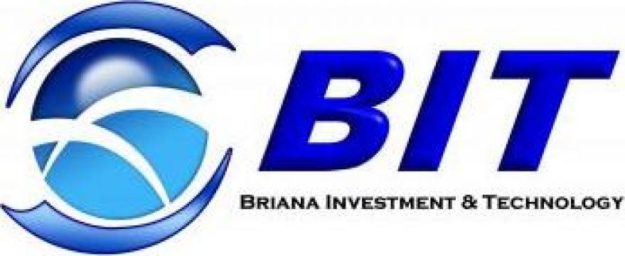 Metale pentru constructii de la Briana Investment & Technology