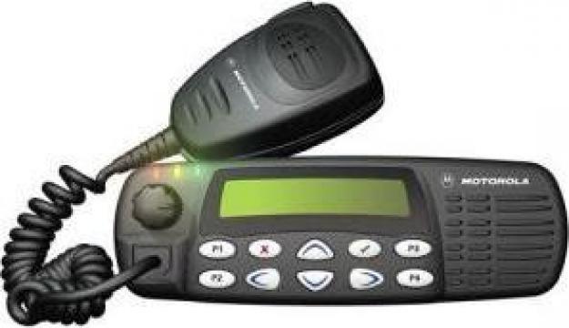 Statie radio mobila profesionala, Motorola