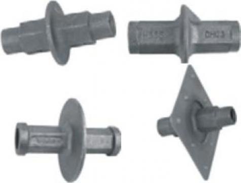 Cofraje pentru tije filetate, blocstop interior 15 mm 90 KN de la Blackbull Com Ro