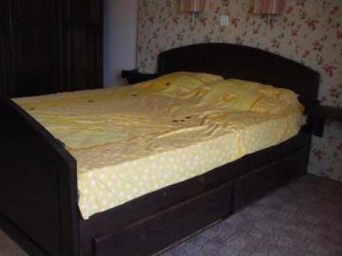 Pat dormitor cu sertare de la SC Lazar Mobila SRL