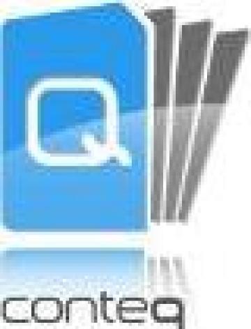 Software Program de facturare online Conteq de la Gradientis Software