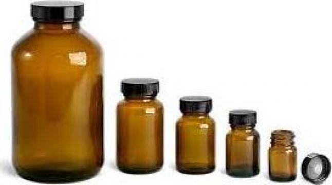 Flacon parfum 14 alb 50 ml de la Plastic Prod Srl