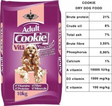 Hrana uscata pentru animale de companie de la Nordic Group