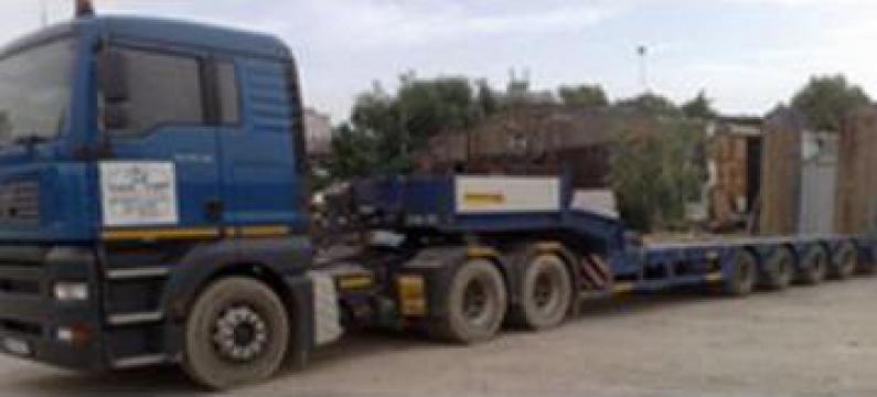 Transporturi de marfuri cu camioane