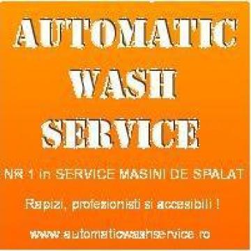 Reparatii masini de spalat Pitesti de la Automatic Wash Service
