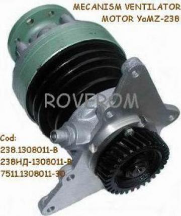 Mecanism ventilator motor Yamz-238; Yamz-7511 de la Roverom Srl