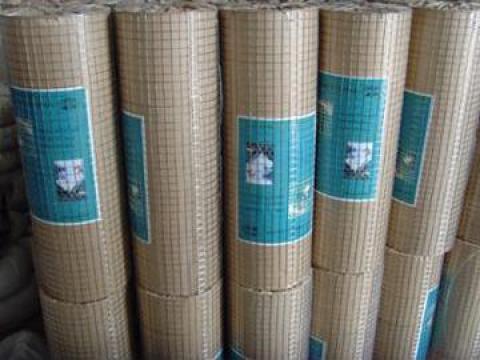 Plase sudate, welded wire mesh de la Dingzhou Xinlong Metal Wire Mesh Co.,ltd