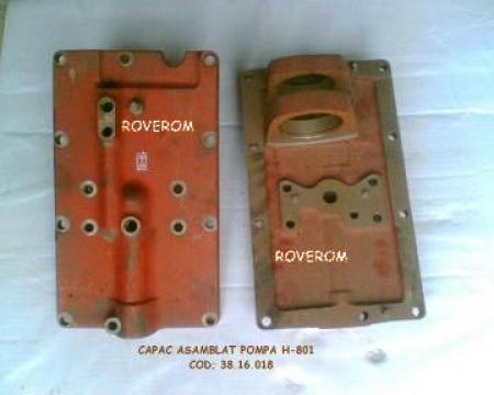Capac asamblat pompa H-801 de la Roverom Srl