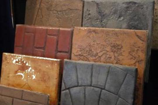 colorant intaritor beton amprentat - Colorant Ciment