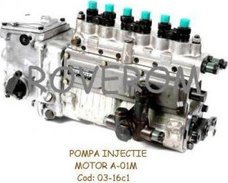Pompa injectie motor A-01M (Rusia)