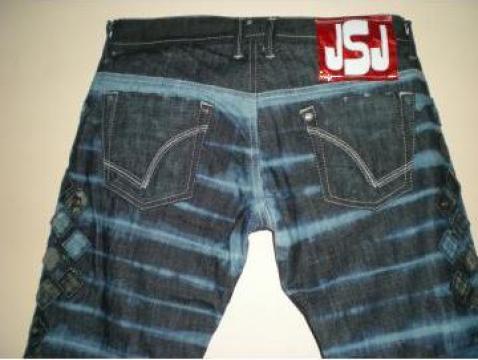 Pantalon jeans de la Pfa Sandulescu Jean