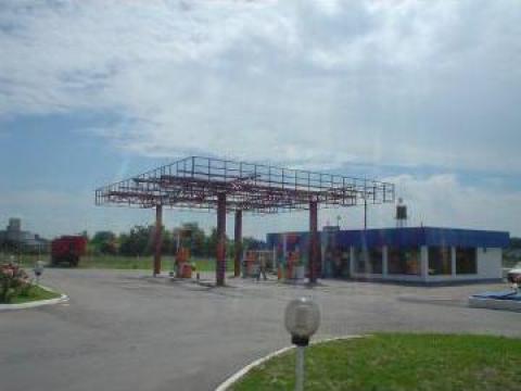 Benzinarie - confectie metalica, judetul Ialomita de la Agmi Slobozia
