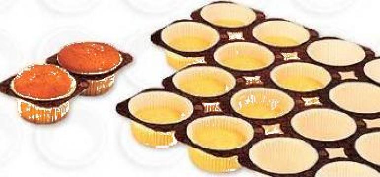 Forme din hartie pentru muffin