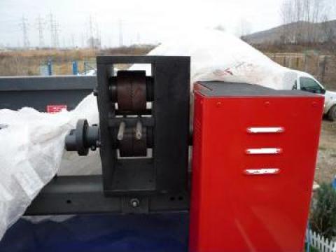 Masina de amprentat la cald varfuri si S fier forjat UF 16T de la Cod 5A Prodcomserv Srl