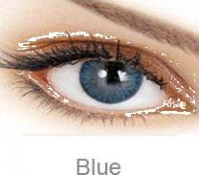 Lentile de contact colorate de la Optica Vista