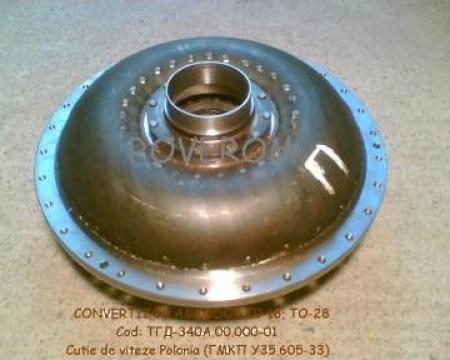 Convertizor Amkodor T0-18; TO-28 (carcasa metalica)