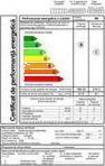 Certificat energetic, audit energetic de la Alecsa Lupu Catalin- Audit Energetic