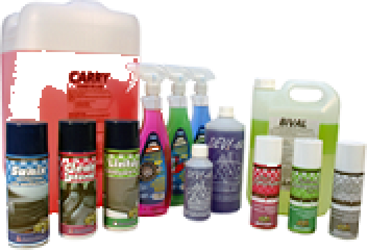 Lubrifiant pentru parti mecanice spray Lubri de la Tehnic Clean System