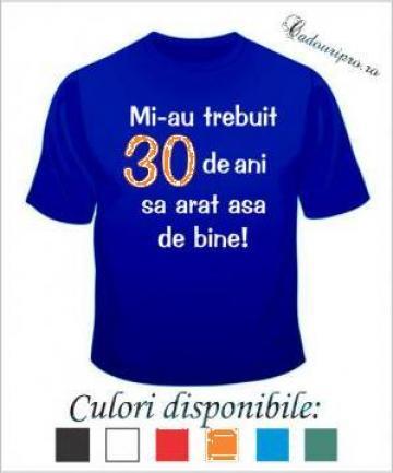 design de calitate design de top textură bună Tricouri personalizate - Cluj-Napoca - K & C New Design Srl, ID ...
