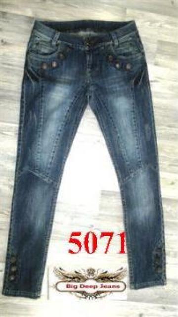 Jeans Big Deep 5071-5066-8054 styles de la Big Deep Jeans