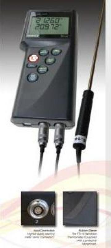 Termometru digital portabil TTI-10 de la Q-Gaz Srl