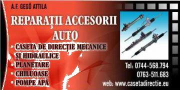 Reconditionari casete servodirectie Fiat Punto de la I. F. Gego Attila