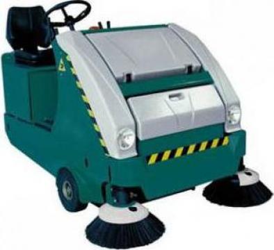 Masina industriala de maturat si aspirat Dura 110 S de la Tehnic Clean System