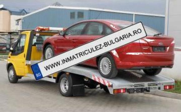 Inmatriculari auto Bulgaria - Dobrich - TX de la Inmatriculez-bulgaria.ro