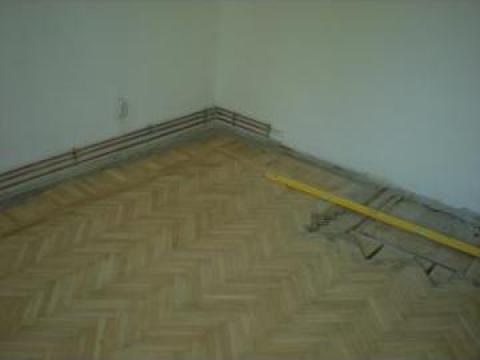 Reparatii Reconditionari Parchet Bucuresti Hexi