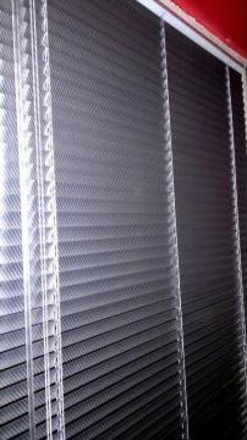 Jaluzele orizontale aluminiu