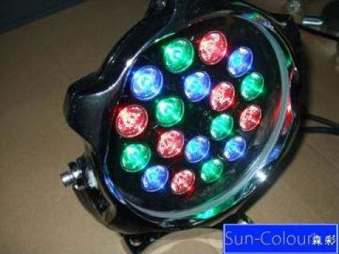 Lumina subacvatica cu LED de la Shenzhen Sun-colour Technology Co.,ltd