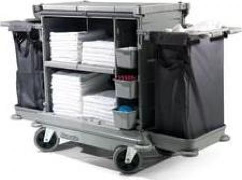 Carucior multifunctional pentru hoteluri NKL17FF de la Tehnic Clean System