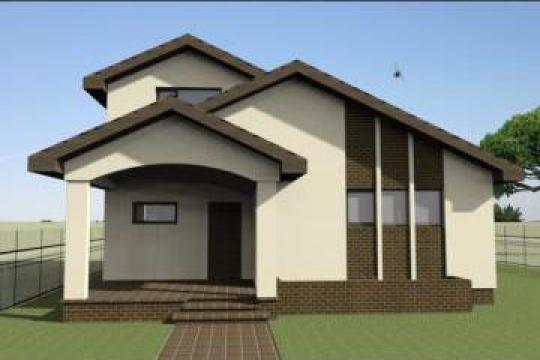 Proiect de casa p m calarasi smartplan id 1213193 for Planuri de case